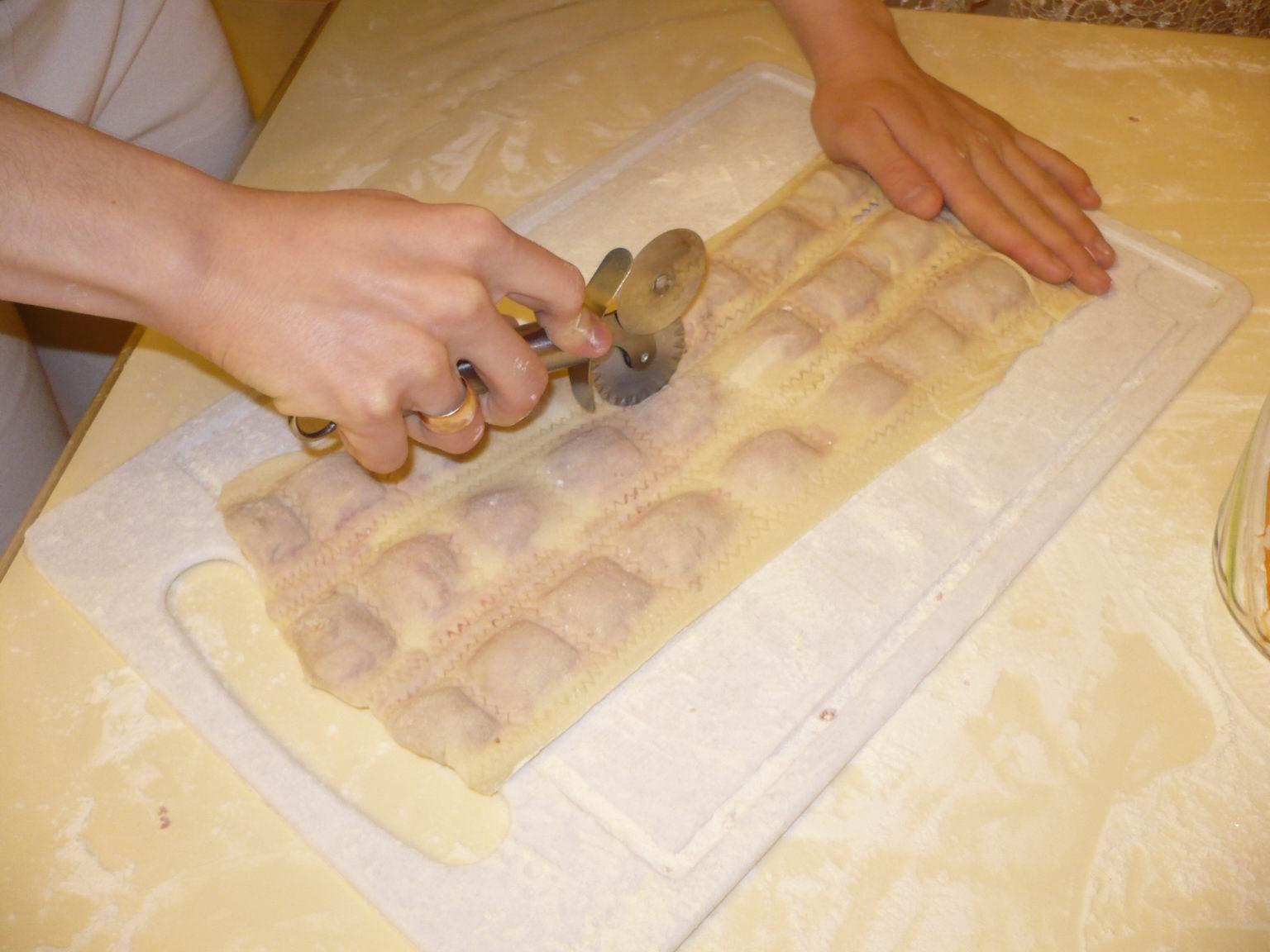 Как сделать обычное тесто на воде